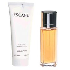Escape Perfume by Calvin Klein, 2 Piece Gift Set for Women NEW