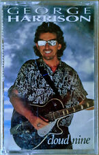 GEORGE HARRISON - CLOUD NINE - DARK HORSE - CASSETTE TAPE - STILL SEALED