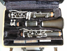 Selmer Console Steel Ebonite Clarinet Ser.B01696 Nice Condition Hit All Notes
