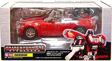 TRANSFORMERS BINALTECH - OVERDRIVE RED HONDA S-2000 BT-12 TAKARA MISB new