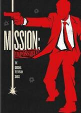 Mission: Impossible: The Original TV Series (DVD, 2015)
