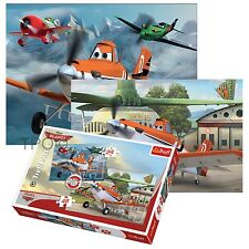 Trefl 2 In 1 24 + 48 Piece Boys Kids Disney Planes Dusty Flying Jigsaw Puzzle