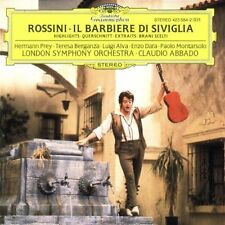 Rossini: Il Barbiere Di Siviglia (Highlights) Hermann Prey Claudio Abbado