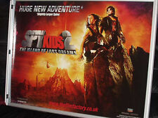 Cinema Poster: SPY KIDS 2 2002 (Advance Quad) Antonio Banderas Robert Rodriguez