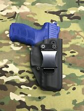 Black Kydex Holster AIWB H&K HK P30 w/ Adj Ret.-App Draw *MC