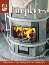 IdeaWise: Fireplaces: Inspiration & Information for the Do-It-Yourself-ExLibrary