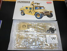 ACADEMY MINICRAFT 1350, 1/35 HUMMER M1025 ARMORED CARRIER PLASTIC MODEL KIT
