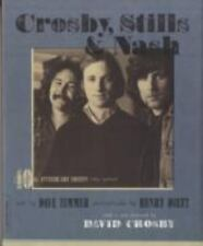 Crosby, Stills and Nash : The Biography by Dave Zimmer (2008, Paperback,...