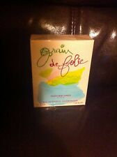 Grain De Folie By Parfums Gres 1.69oz Edt Spray For Women New In Box sealed