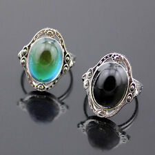 New Magic Mood Ring Changing Color Fashion Adjustable Temperature Control Gift