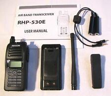 Rexon RHP-530 Air Band Handheld Radio/Transmitter, empty battery case brand new