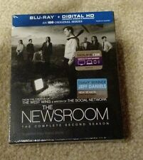 The Newsroom: The Complete Second Season Blu-ray NEW SEALED