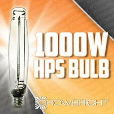 GROWBRIGHT 1,000 watt HPS BULB grow light 1000w 1000 w