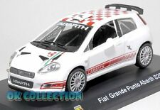 1:43 FIAT GRANDE PUNTO ABARTH S2000 _ Collection Hachette (18)