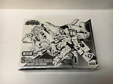 TRANSFORMERS RID CAR ROBOT CLEAR X-BRAWN/PROWL/SIDE BURN LIMITED EDITION