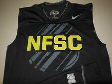 Nike Pro Combat Sparq Combine Football Compression Shirt Authentic Mens Large L