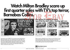 Dark Shadows Barnabas Collins Game, Store Ad repro