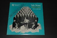 """The One-Man Chorus """"My Song"""" As Sung By Merrill Womach Dean Kincaid AUTOGRAPHED!"""