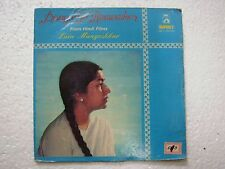 "LATA MANGESHKAR super 7 SONGS TO REMEMBER ada sangdil BOLLYWOOD EP 7"" 1975 EX"