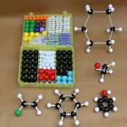 267pcs Molecular Model Set Kit - General And Organic Chemistry