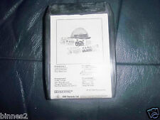 THE BEATLES LIVE AT THE HOLLYWOOD BOWL 8 TRACK  CARTRIDGE TAPE  8X-EMTV 4  FAB!