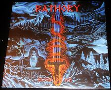 Bathory: Blood On Ice LP Vinyl Record 2010 180 GRAM Black Mark UK BMLP66612 NEW
