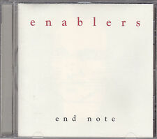 ENABLERS - end note CD