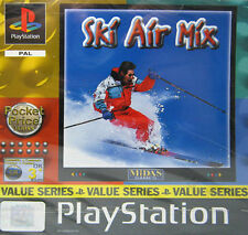 Ski air mix, très bon PlayStation, Playstation Video jeux