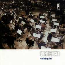 PORTISHEAD - ROSELAND NYC LIVE - 2LP VINYL REISSUE 2008 NEW SEALED