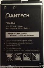 NEW ORIGINAL OEM Pantech PBR-46A Battery for Breeze 2 P2000 Breeze 3 P2030 C740