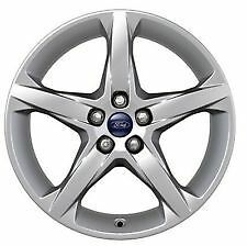 "Brand New Genuine Ford Focus/C-Max 18"" Inch Silver Alloy Wheel 1719526"