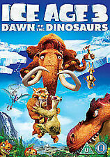 Ice Age 3 - Dawn Of The Dinosaurs (DVD, 2012) Kids DVD