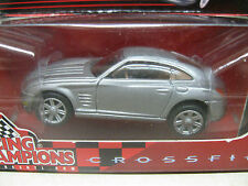 2004 Chrysler Crossfire diecast 1:64 scale model car Racing Champions Auto Show