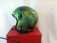 Bell Helmet Custom 500 Chem Candy Mean Green size m