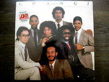 CHANGE~SHARING YOUR LOVE~1982 ITALO BOOGIE CLASSIC LP *IN SHRINK; NEAR MINT*