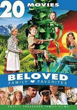 Beloved Family Favorites: 20 Movies (DVD, 2013, 4-Disc Set)