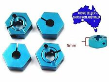 5.0mm Alloy drive Hex clamps to suit Tamiya,HPI etc 1:10th RC cars Yeah Racing