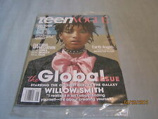TEENVOGUE TEEN VOGUE MAGAZINE May 2016 THE GLOBAL ISSUE STARRING WILLOW SMITH
