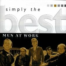 Men at Work Simply the best (13 tracks, 1998) [CD]