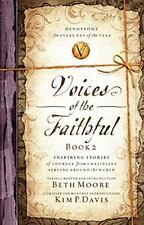 Voices of the Faithful - Book 2: Inspiring Stories of Courage from Christians Se
