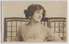"POSTCARD - beautiful actress Lily Elsie ""British Beauty"", lovely close up pose"