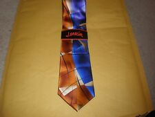 JERRY GARCIA MEN'S TIE LADY WITH ARGYLE SOCKS NEW WITH TAG