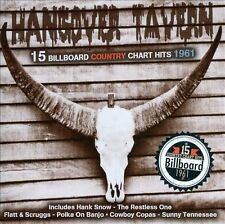 HANGOVER TAVERN 15 BILLBOARD COUNTRY CHART HITS from1961 Brand New Sealed