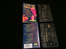 I LOVE THE NIGHT LIFE AUSSIE CASSETTE TAPE VARIOUS THE SUGARHILL GANG TONI BASIL