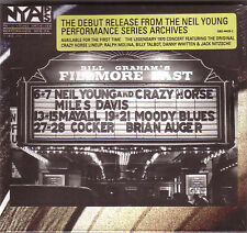CD (NEU!) . NEIL YOUNG Live at Fillmore East 1970 (HDCD Down by the River mkmbh