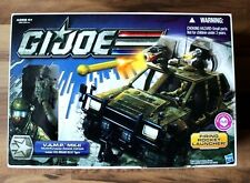 GI JOE ~ VAMP MARK II ~ MISB 30TH ANNIVERSARY ~ STEEL BRIGADE (Rare)