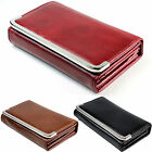 New Womens Lady PU Leather Fashion Purse Wallet Handbag Clutch Zip Card Holder