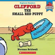 Clifford The Small Red Puppy (Read with Clifford)