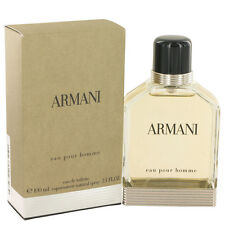 Armani Cologne By GIORGIO ARMANI FOR MEN 3.4 oz Eau De Toilette Spray 417101