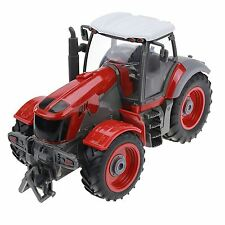 Radio Controlled Farm Tractor Remote Control RC Toy Vehicle Kids 4 Channel